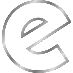 Cyrillic Letter E icon png