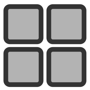 Thumbnails icon png