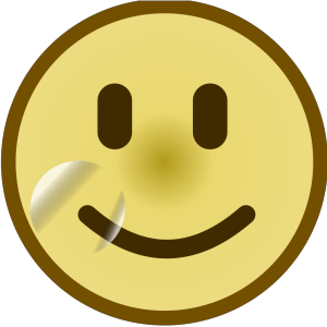 Glossy Emoticons icon png