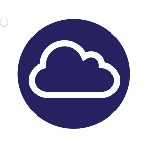 Little Angel Reading On A Cloud icon png