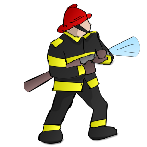 Fire Fighter icon png
