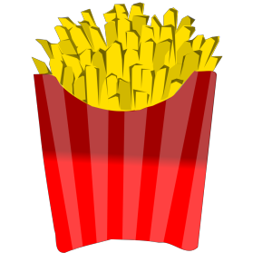 French Fries icon png