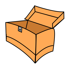 Brown Tool Box icon png