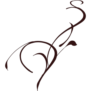 Scroll Floral Brown 321212 icon png