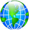 World Globe icon png