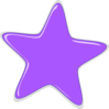 Purple Flowers icon png
