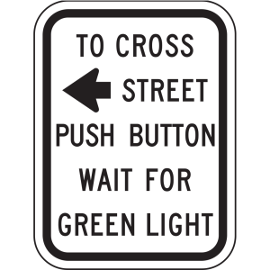 To Cross Street icon png