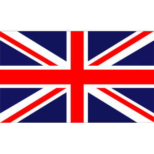 British Flag Button icon png