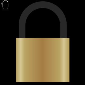 Padlock icon png