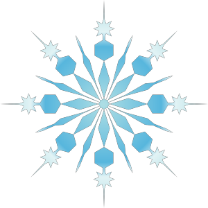 Snowflake icon png