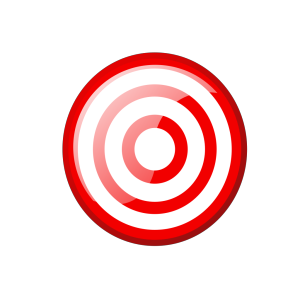 Hex Target icon png