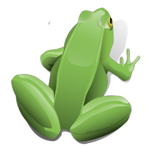 Sitting Frog icon png