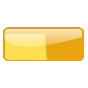 Glossy Rounded Rectangular Button Without Text icon png