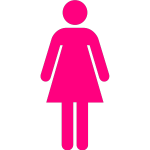 Woman icon png