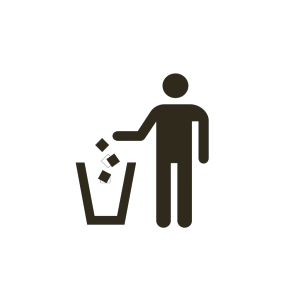 Do Not Litter icon png