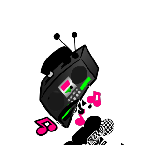 Boombox 2 icon png