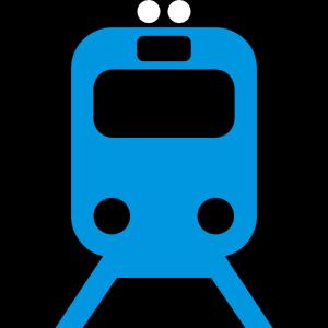Rail Pictogram icon png