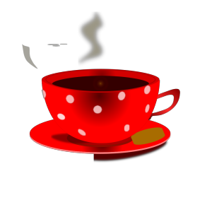 Mokush Realistic Coffee Cup Top View icon png