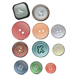 Clothing Buttons icon png