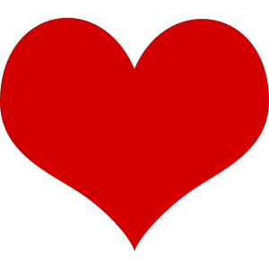 Heart And Ribbon icon png