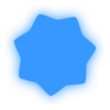 Blue Wall icon png