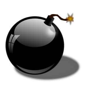 Black Bomb icon png
