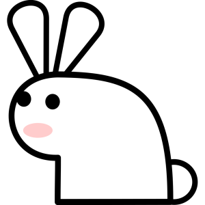 Rabbit icon png