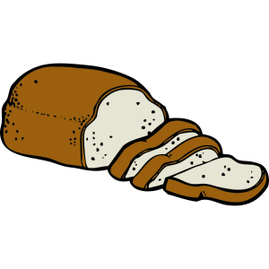 Loaf Of Bread icon png