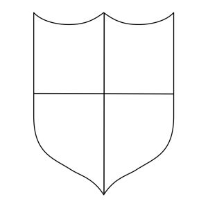 Simple Shield icon png