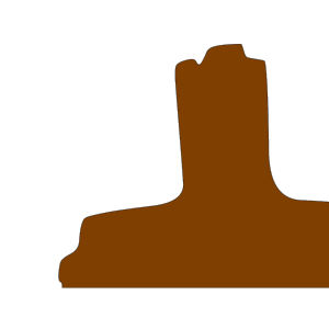 Brown Cross icon png