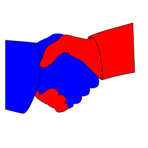 Hand Shake icon png