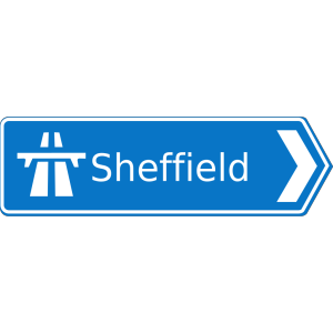 Motorway Sign icon png