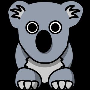 Koala icon png