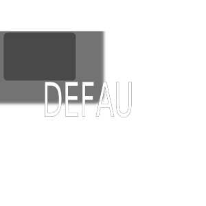 Simple Gray Default Button icon png