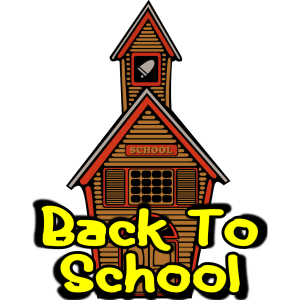 Back To School icon png