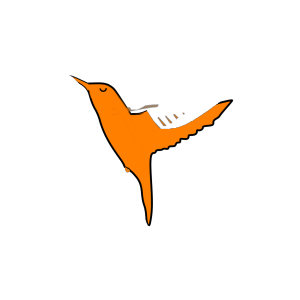 Hummingbird icon png