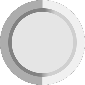 Grey Button icon png