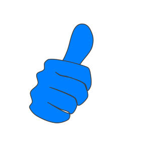 Thumbs Up design