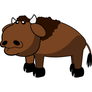 Buffalo icon png