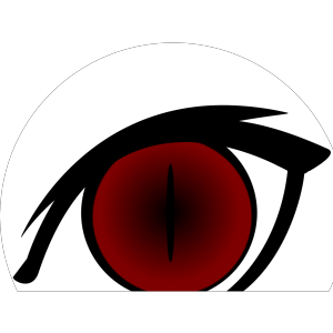 Anime Eye Full icon png