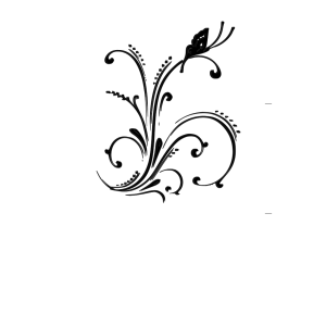 M Black Scroll icon png