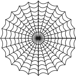 Spider Web Hypnotic icon png