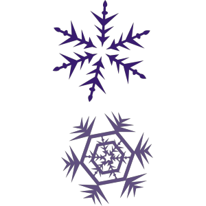 Erik Single Snowflake icon png