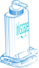 Inkscape Dispenser icon png