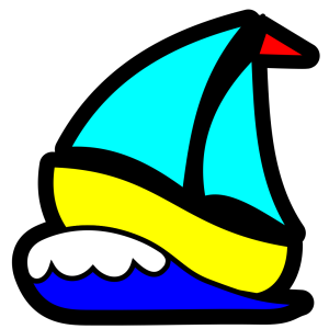 Sailboat icon png
