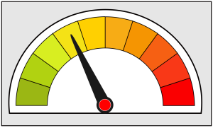Meter icon png