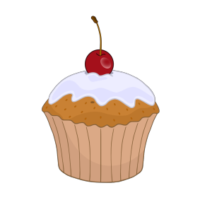 Blueberry Muffin icon png