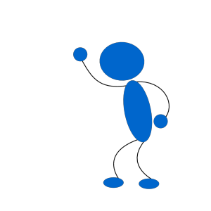 Blue Man icon png