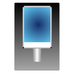 Billboard icon png