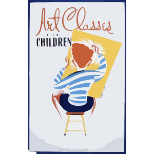 Art Classes For Children  / Rek icon png